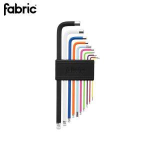 FABRIC ファブリック 10 PIECE KEY SET テンピースキーセット  アーレンキー・...