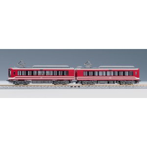 箱根登山鉄道2000形サンモリッツ号(復刻塗装)セット(2両)