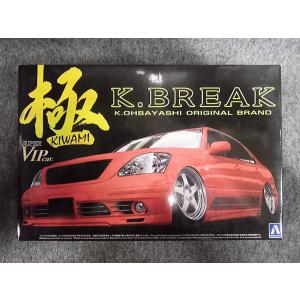 No.107 K-BREAK 30セルシオ後期(TYPE S)|hobbyshopkidsdragon