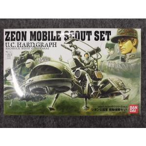 バンダイ 1/35 U.C.ハードグラフシリーズ No.01 ジオン公国軍 機動偵察セット|hobbyshopkidsdragon