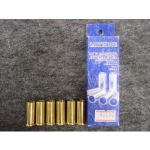357マグナム ガス銃専用カートリッジ(6本入)|hobbyshopkidsdragon