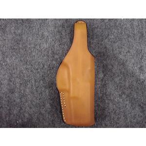 牛革製 サムブレイクホルスター No.228 GLOCK用(BR)|hobbyshopkidsdragon