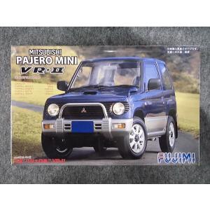 No.ID-01 パジェロミニ VR-II '94|hobbyshopkidsdragon