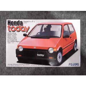 No.ID-012 ホンダ トゥデイ '85|hobbyshopkidsdragon