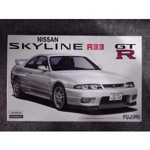 No.ID-019 NISSAN スカイライン GT-R (R33)|hobbyshopkidsdragon