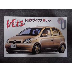 No.ID-023 トヨタ ヴィッツ U・5ドア|hobbyshopkidsdragon
