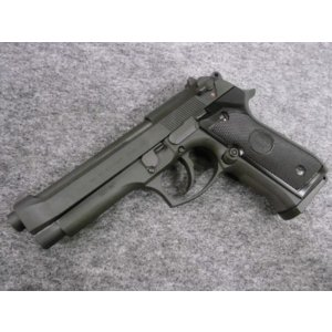 U.S.9mm M9 (HW)パーカライジング hobbyshopkidsdragon