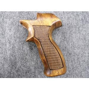 マテバリボルバー用木製グリップ|hobbyshopkidsdragon