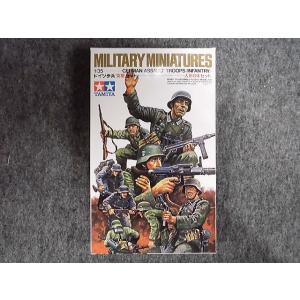 No.030 ドイツ歩兵 突撃セット|hobbyshopkidsdragon