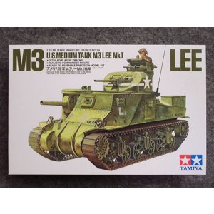 No.039 アメリカ戦車M3リーMkI hobbyshopkidsdragon