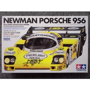 No.049 ニューマン ポルシェ 956 1984年ル マン優勝車