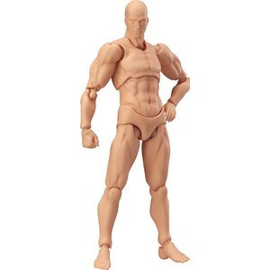 figma archetype next he flesh color ver. 【二次再販】の画像