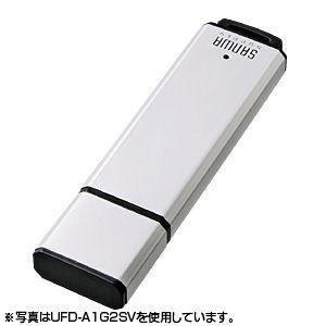 USB2.0 メモリ 1GB シルバー サンワサプライ(SANWA SUPPLY) 【メーカーお取り寄せ】|hobinavi