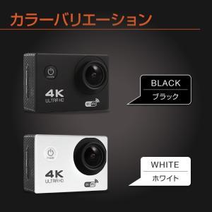 アクションカメラ バイク 4K 1200万画素 WiFi スポーツカメラ バイク用小型カメラ フルハイビジョン 防水 1080P 30M防水 HDMI GoPro|hobinavi|11