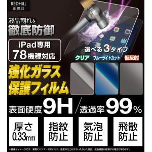 タブレット用 液晶保護カバー 強化ガラスフィルム iPad mini air nexus7 Xperia  SOL24 ZETA SH-06E 対応ガラスフィルム 保護フィルム0.33mm|hobinavi|02