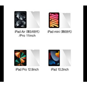タブレット用 液晶保護カバー 強化ガラスフィルム iPad mini air nexus7 Xperia  SOL24 ZETA SH-06E 対応ガラスフィルム 保護フィルム0.33mm|hobinavi|06