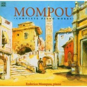 モンポウ:ピアノ曲全集(4枚組)/Mompou: Complete Piano Works|hobipoke