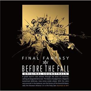 BEFORE THE FALL FINAL FANTASY XIV Original Soundtrack(映像付サントラ/Blu-ray Disc|hobipoke