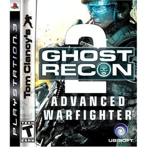 Tom Clancy's Ghost Recon Advanced Warfighter 2 (輸入版) - PS3|hobipoke