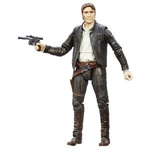 Star Wars: The Force Awakens Black Series 6 Inch Han Solo|hobipoke