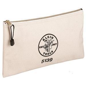 KLEIN TOOLS(クラインツール) ツールポーチ ホワイト 5139|hobipoke
