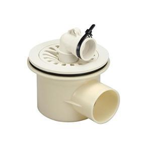 サヌキ 洗濯機防水パン 排水トラップ 樹脂製タイプ 横排水 BT-Y|hobipoke
