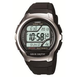 [カシオ]CASIO 腕時計 ウェーブセプター 電波時計 WV-58J-1AJF メンズ|hobipoke