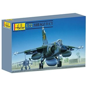 Mirage F1CT French Tactical Fighter 1-72 Heller|hobipoke