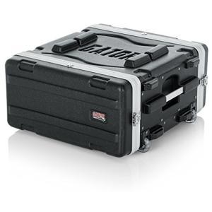 GATOR ゲーター ラックケース 軽量PE製 Rolling Molded Rack Case Series 4U GRR-4L (マウント用ネジ/|hobipoke