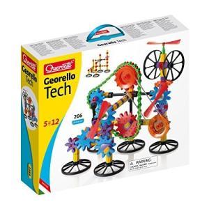 [インターナショナルプレイシングス]International Playthings Quercetti Georello Tech 266 Piec|hobipoke