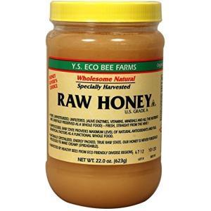 YS Organic Bee Farms - 生の蜂蜜 - 22 oz|hobipoke