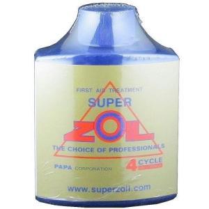 スーパーゾイル エンジンオイル添加剤 SUPER ZOIL 4サイクル用 100ml [HTRC3] hobipoke