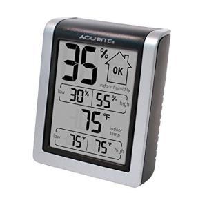 【並行輸入】AcuRite Indoor Humidity Monitor 室内温度計測機|hobipoke