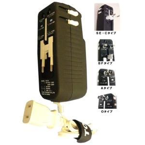 コンパクトなマルチ降圧トランス ラクプラ RX-30|hobipoke