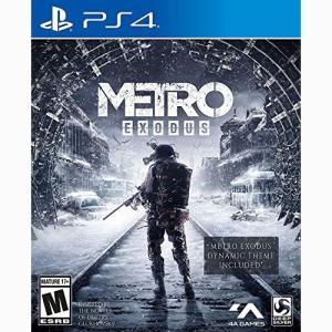 Metro Exodus (輸入版:北米)- PS4|hobipoke