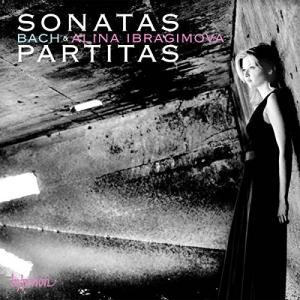 バッハ:無伴奏ヴァイオリン・ソナタ&パルティータ