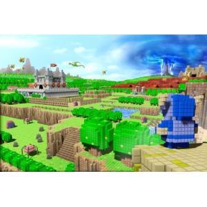 3D ドットゲームヒーローズ - PS3 hobipoke