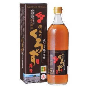 坂元醸造 坂元のくろず薩摩 700ml|hobipoke