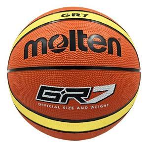 molten(モルテン) バスケットボール ゴム7号 BGR7MY