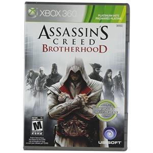 Assasin's Creed Brotherhood (輸入版・北米・アジア) - Xbox360|hobipoke