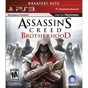 ASSASSIN'S CREED: Brotherhood (輸入版:北米・アジア) - PS3 hobipoke