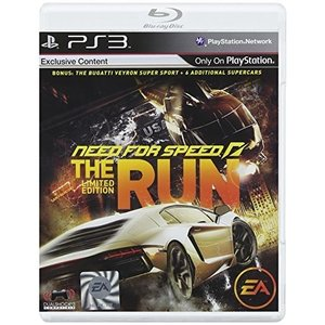 Need for Speed: The Run (輸入版) - PS3|hobipoke