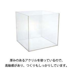 クルーズ アクリルボックス5面体 20cm角 AB-200|hobipoke