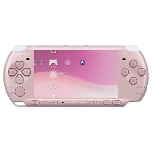 PSP「プレイステーション・ポータブル」 ブロッサム・ピンク (PSP-3000ZP)【メーカー生産終了】|hobipoke