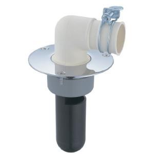 SANEI 【洗濯機ホース用の排水トラップ】洗濯機排水トラップ VP・VUパイプ兼用 H5501-50型 H5501-50 hobipoke