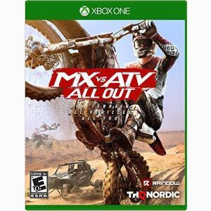MX vs ATV All Out (輸入版:北米) - XboxOne|hobipoke