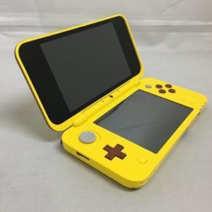 任天堂(Nintendo) 店舗限定販売にてNewニンテンドー2DS LL ピカチュウエディションが...