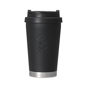 ステンレスToGoロゴタンブラーマットブラック 350ml スターバックス Starbucks Ma...