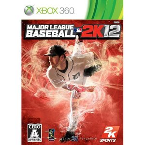 Xbox360ソフトMajor League Baseball 2K12