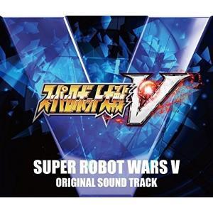 PSR4/PS Vita用ソフト 『スーパーロボット大戦V』 オリジナルサウンドトラック|hobipoke
